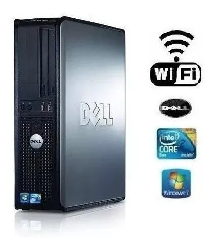 Dell Optiplex 780 Core 2 Duo E7500 - 4gb - 320gb