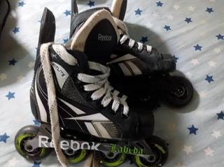 Equipo Completo Hockey Para Niño 4-6 Años Med Youth