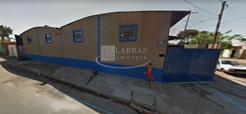 Galpão Para Venda Ou Locação No Avelino Palma Com 750 M2 De Terreno E 731 M2 De Area Construída - Gl00017 - 67828398