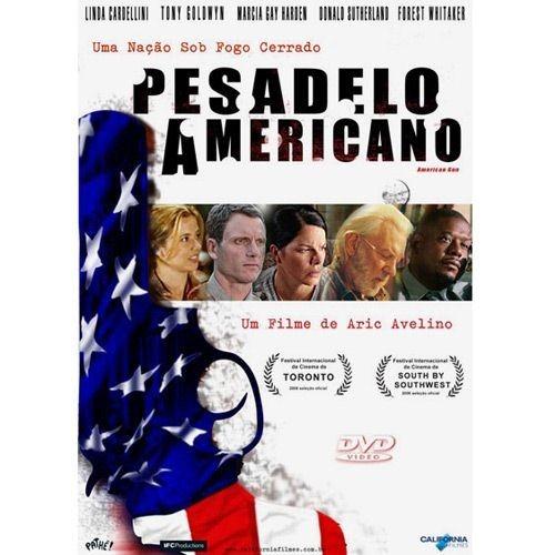 Filme Dvd Original Usado Pesadelo Americano