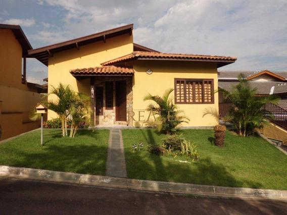 Casa Com 3 Dormitórios À Venda, 240 M² Por R$ 1.120.000,00 - Condomínio Villagio Capriccio - Louveira/sp - Ca0786