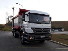 Mercedes-bens Axor 3131 6x4 Ano 2014/2014 (impecável)