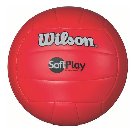 Bola Wilson De Vôlei - Soft Play - Vôlei