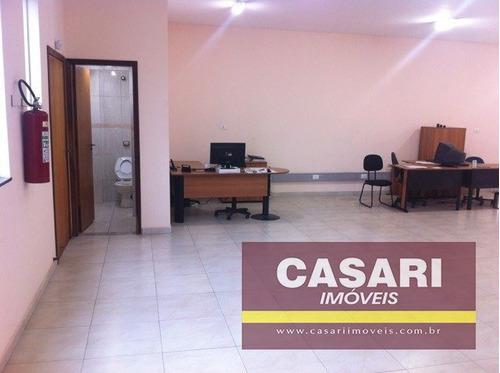 Imagem 1 de 6 de Sala Comercial Para Locação, Vila Baeta Neves, São Bernardo Do Campo - Sa3445. - Sa3445