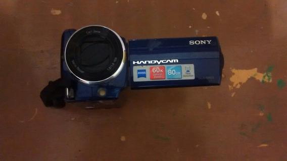Câmera Sony Handycam Dcr Sr68