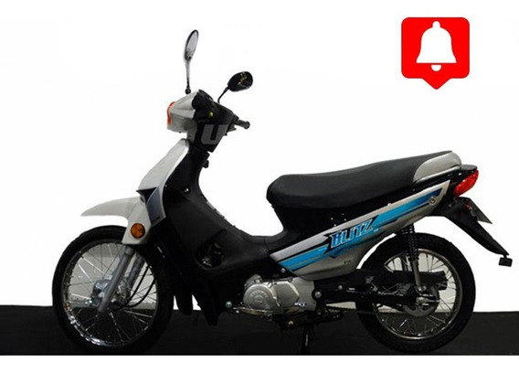 Motomel Blitz 110 Base V8 0km Econo Hot Sale