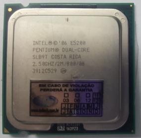 Processador Intel® 775 Dual Core E5200- 2.5ghz
