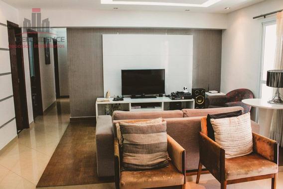 Apartamento Residencial À Venda, Jardim Aquarius, São José Dos Campos. - Ap2877