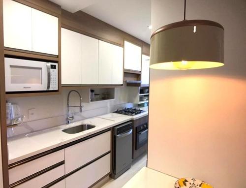 Imagem 1 de 29 de 2 Dormitórios ( 2 Suítes) - 75 M² - Trindade - Florianópolis/sc - Ap6058