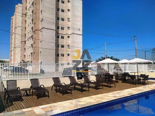 Apartamento Com 2 Dormitórios À Venda, 48 M² Por R$ 220.000,00 - Edifício Residencial Recanto Dos Pássaros - Itu/sp - Ap6020