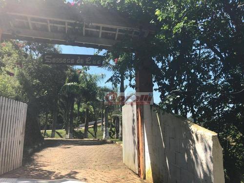 Chácara Com 6 Dormitórios À Venda, 3890 M² Por R$ 1.800.000,00 - Santa Isabel - Santa Isabel/sp - Ch0086