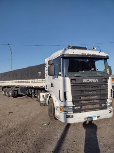 Imagem 1 de 14 de Scania 400 124 Ano 2004