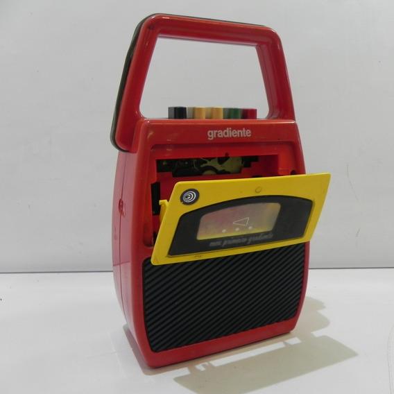 Rádio Portátil Meu Primeiro Gradiente Modelo Mpg-1 Defeito