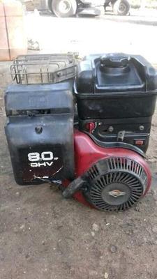 Vendo Motor 8.0 Hp A Gasolina