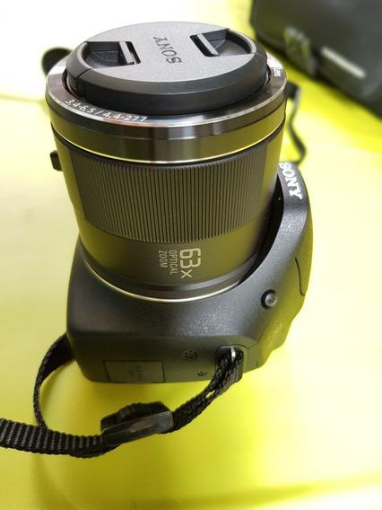 Câmera Digital Sony Dsc-h400 20.1 Mp Zoom Óptico De 63x