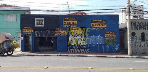 Imagem 1 de 10 de Salão Para Alugar, 400 M² Por R$ 5.000,00/mês - Centro - Guarulhos/sp - Sl0339