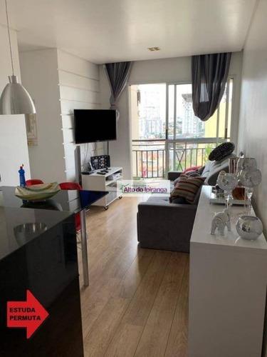 Apartamento À Venda, 45 M² Por R$ 350.000,00 - Vila Prudente (zona Leste) - São Paulo/sp - Ap3957