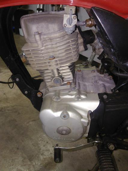 Motor Completo Honda Cg125 2000/2004