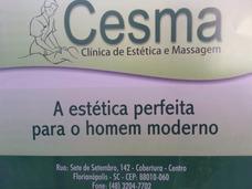 Clinica Cesma A Estetica Perfeita P/ Homem Moderno4832047702