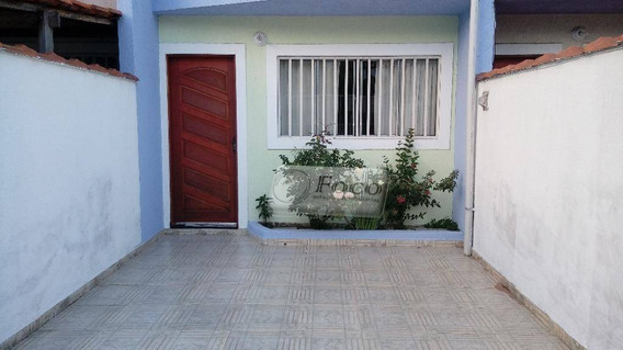 Sobrado Residencial À Venda, Parque Piratininga, Itaquaquecetuba - So0245. - So0245
