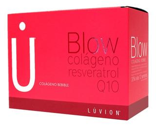 Blow Colageno Bebible Resveratrol Coenzima Q10 X30 Sobres