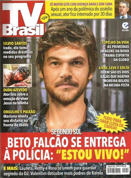 Revista Tv Brasil 955/18 - Dudu Azevedo - Emilio Dantas