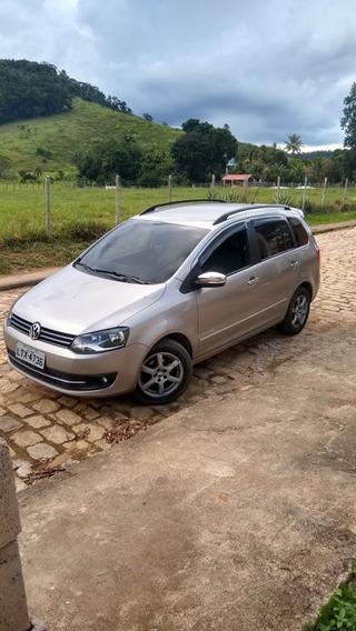 Volkswagen Spacefox 2013 1.6 Sportline Total Flex 5p