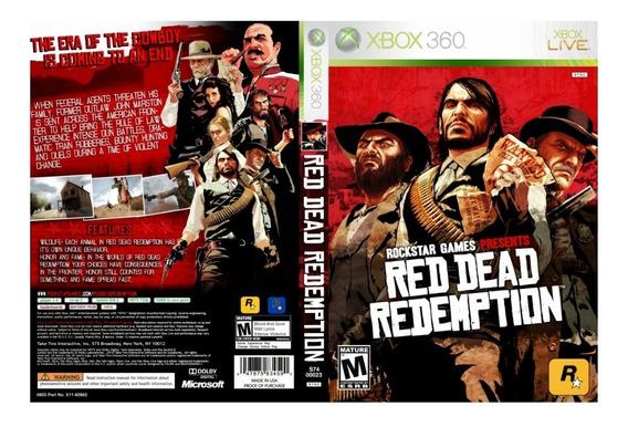 Red Dead Redemption Pra Xbox 360 Destravado Lt 3.0