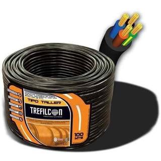 Cable Tipo Taller De 5x2,5 Mm Trefilcon X 10 Mts