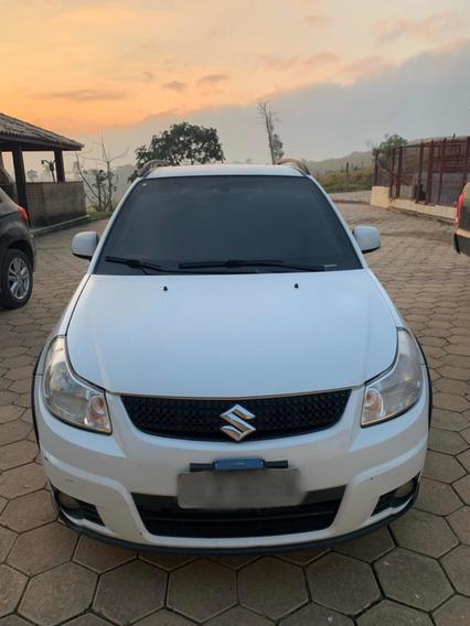 Suzuki Sx4 2.0 Sport 4wd Aut. 5p 2011