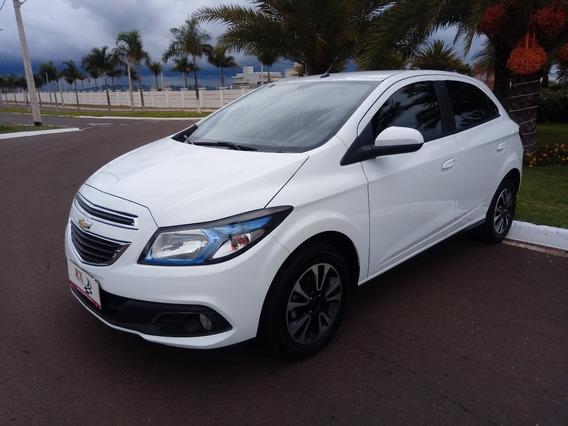 Chevrolet Onix Ltz 1.4 Flexpower Branco 2015