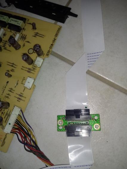 Placa. Principal E Fonte Da Tv Panasonic Modelos Kdl32ex355