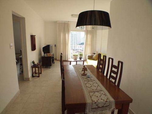 Apartamento Em Santos Bairro Boqueirão - V320