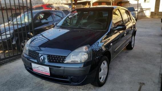 Renault Clio Sedan Expression 1.6 16v Flex 4p Manual