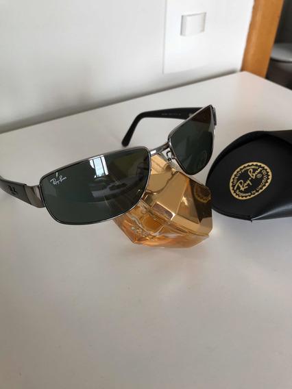 Oculos Ray Ban 3494 E, Usado