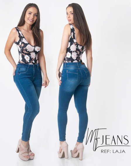 Jeans Mf Laja By Fergino Corte Colombiano Push Up