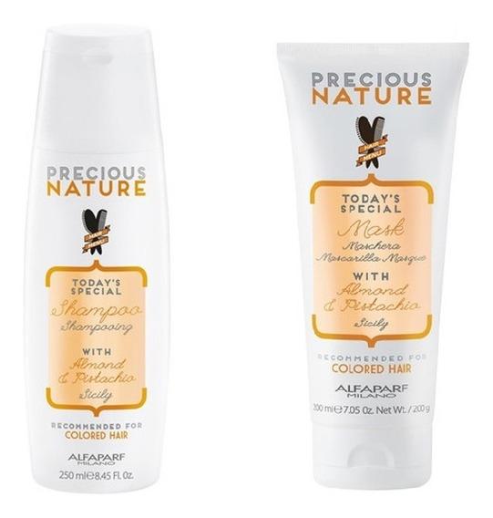Kit Precious Nature Colored Shampoo + Máscara