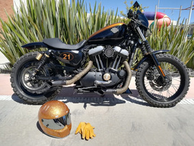 La Bestia, Harley Davidson Scrambler 1200 Cc