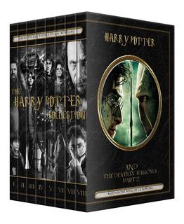 Harry Potter Coleccion En Dvd Latino Saga