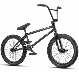 Bicicleta Bmx Pro Wethepeople Reason ¡freecoaster! Black