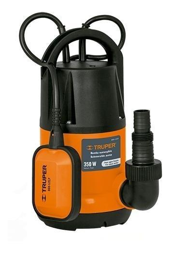 Bomba Para Agua Limpia Sumergible 1/2hp Truper 12601