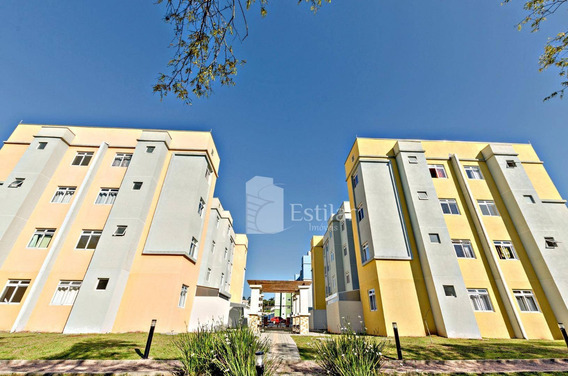 Apartamento 02 Quartos Em Araucária - Ap2144