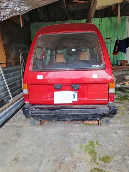 Subaru Microbus. E12