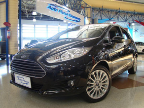 Ford Fiesta 1.6 16v Titanium Flex Powershift 5p