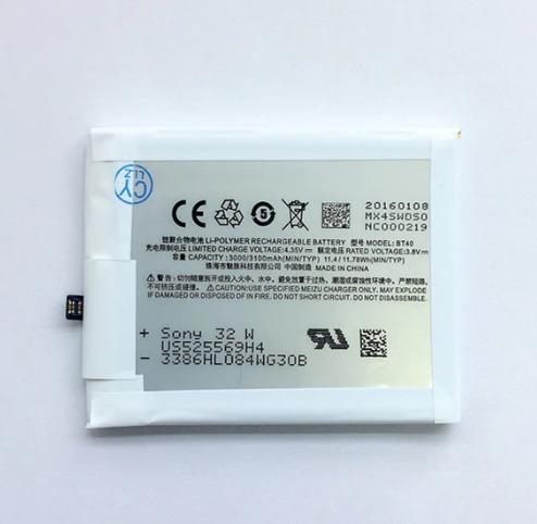 Bateria P/ Meizu Mx4 Original - Mx 4 M460 M461 Bt40 3100mah