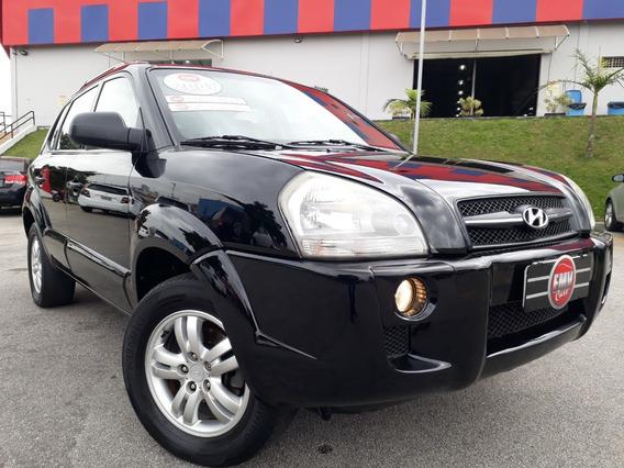 Hyundai Tucson Gl 2.0 Automática 2007 - Preta