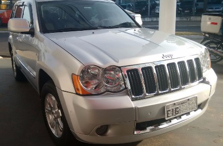 Jeep Grand Cherokee 3.0 Limited V6 24v Turbo Diesel
