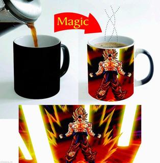 Tazas Mágicas Sublimadas Personalizadas Logo Fotos Con Caja