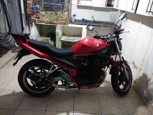 Suzuki Bandit 656