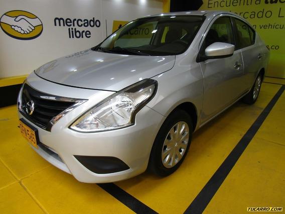 Nissan Versa 1.6 Aa 2ab